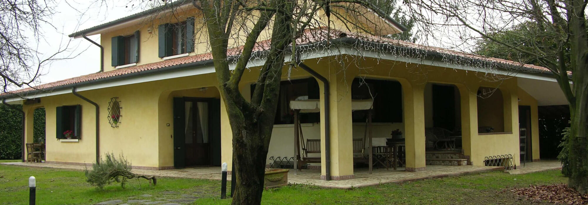 Villa singola a Lancenigo